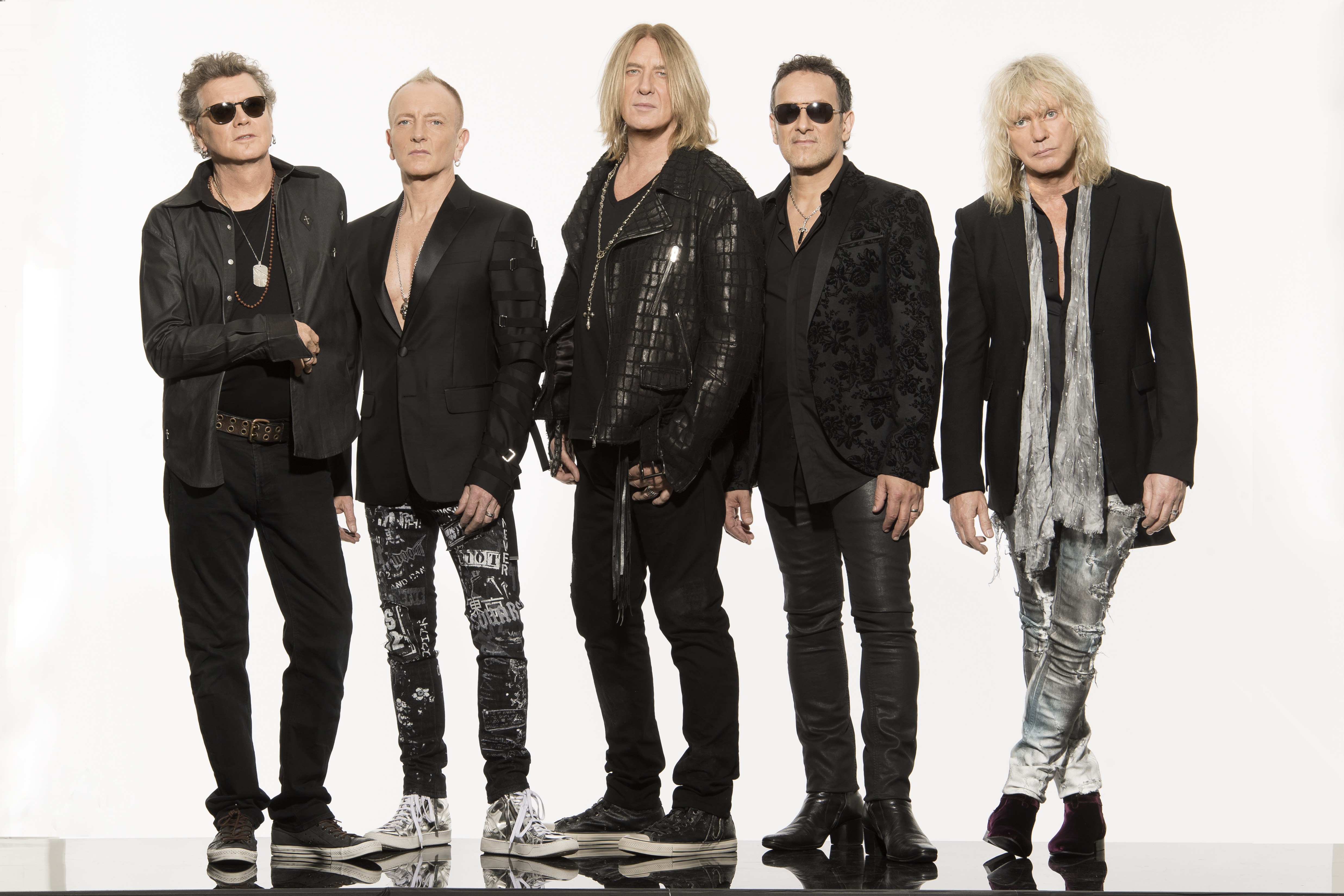 Def Leppard The Hysteria Tour Motorpoint Arena Cardiff