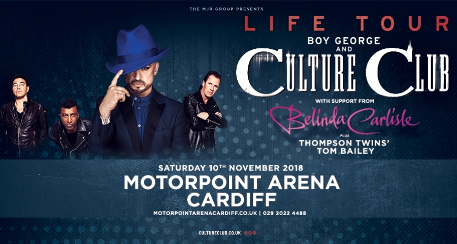 Image result for culture club life tour UK belinda carlisle