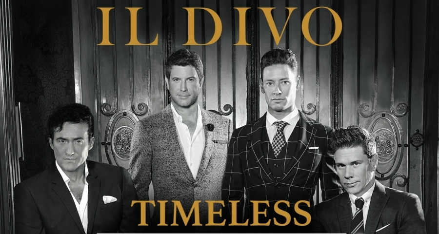 Il divo timeless greatest hits live 2019 motorpoint - Il divo greatest hits ...
