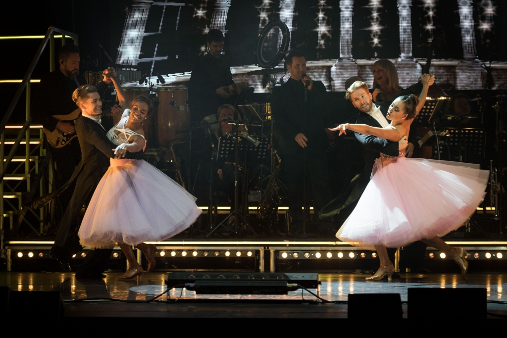 32dbf64857 Strictly Come Dancing The Professionals 2019